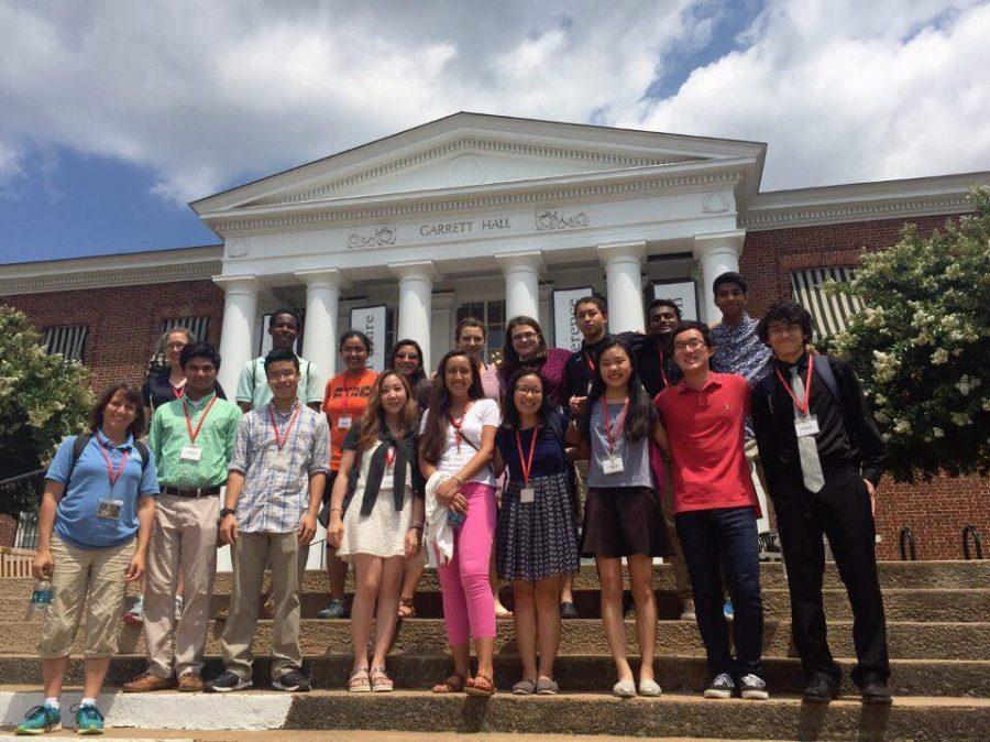 Flint Hill seniors improve their skills at Virginia Governor's Schools