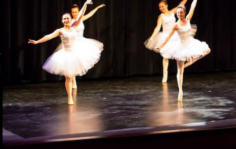 Flint Hill's dancers prepare for their annual Nutcracker performance