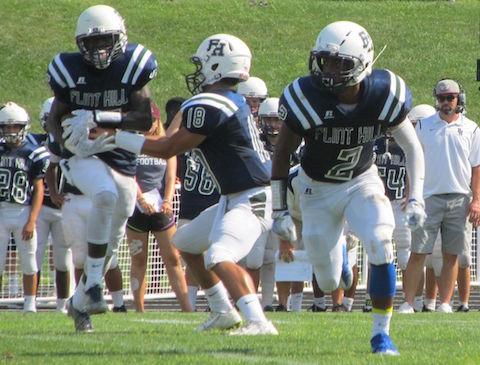 Starting, senior, and transfer quarterback confronts his toughest challenge