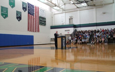 Flint Hill Honors Veterans in the School Community and Country