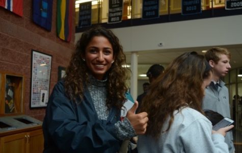 Leyla Ebrahimi, Humans of Flint Hill