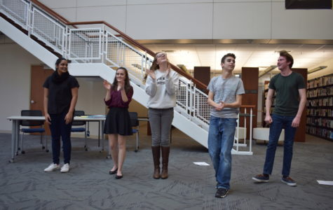 Flint Hill students shine brightly as they direct and produce their own one-act plays