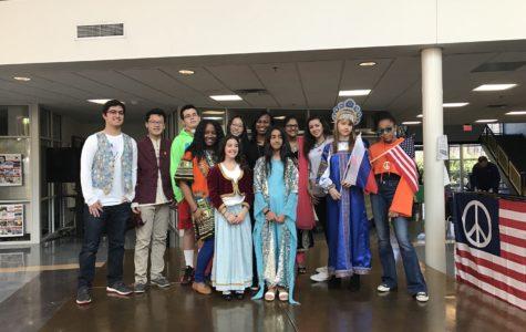 Flint Hill celebrates diversity during International Week