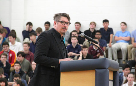 Flint Hill Takes Writer's Day