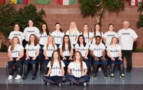 Varsity Softball sprints to an undefeated start to the season