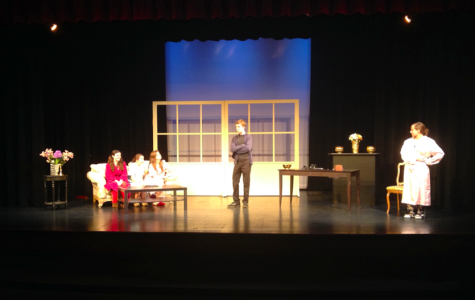 "FHS Dessert Theater delivers promised ""Evening of Laughter"""
