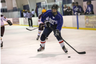 Varsity ice hockey team continues to triumph
