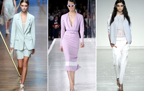 Throwback Thursday? A look at spring's hottest trends
