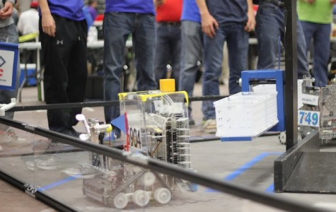 Flint Hill robotics takes first victory