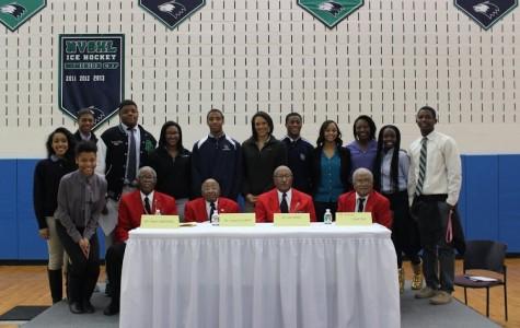 Living history comes to Flint Hill School