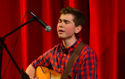 Brendan Metz shares his love for music with Flint Hill School