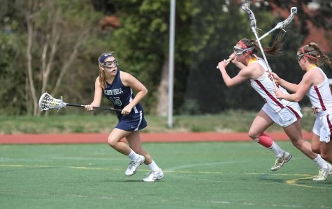 Husky lacrosse teams venture south to practice and compete