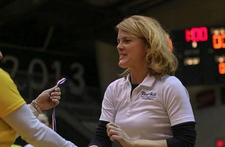 Upper School math teacher Carol Anderson finds success in coaching
