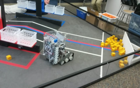 Robotics team sees a bright future