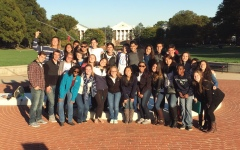 Major Minors a cappella group embarks on regional college tour