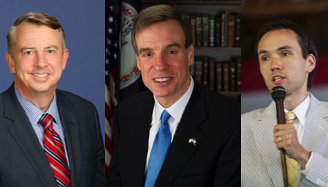 New voters in the senior class set to vote in Virginia's senatorial election