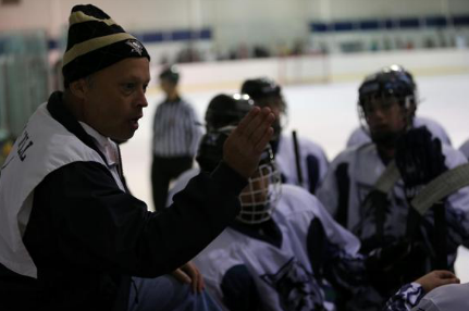 Flint Hill's ice hockey team thrives at the varsity level