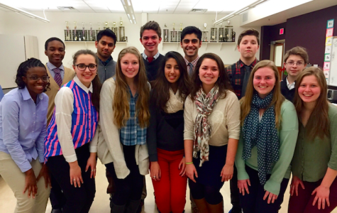 Major Minors group featured on Best of High School A Cappella album for ninth year