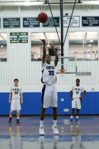 Junior Kory Jones was an integral part of the boys varsity basketball team this year.