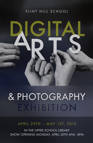 Flint Hill students showcase their talent in the Digital Art & Photography Exhibition