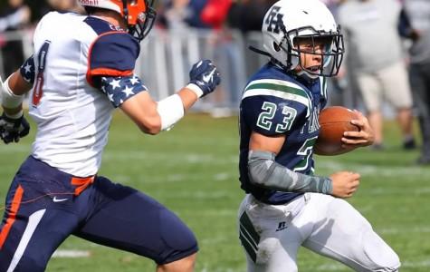 Freshman Jordan Houston dominates on the football field