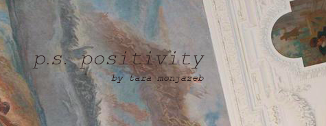 P.S. Positivity: Be your own self