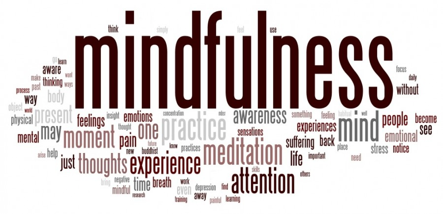 Mindfulness allows one to focus on what's really important.