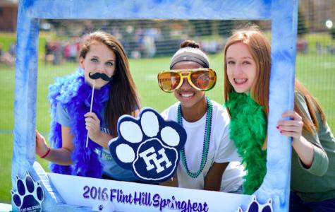 Huskies celebrate annual Springfest event