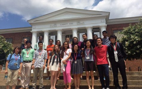 Flint Hill seniors improve their skills at Virginia Governor's Schools