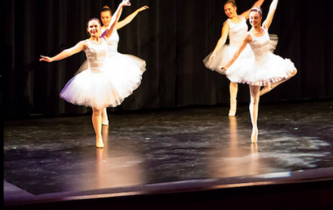 Flint Hill's dancers prepare for their annual Nutcracker performance