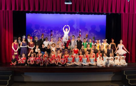 Nutcracker performance was 'en pointe'