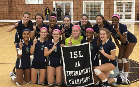 Flint Hill Fall Athletes Compete In MAC and ISL Tournaments