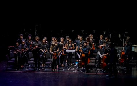 Music Department concert series provides arts students with special chance to shine
