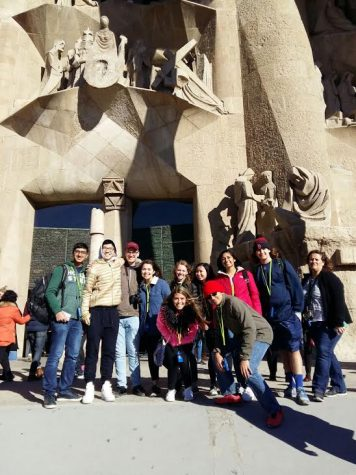Flint Hill students journey abroad to Spain