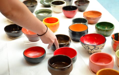 "Flint Hill's Empty Bowls event is ""fire"""