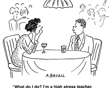 The Stress Effect on Teachers