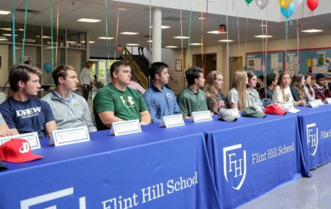 Class of 2017 will continue to pursue athletics in college