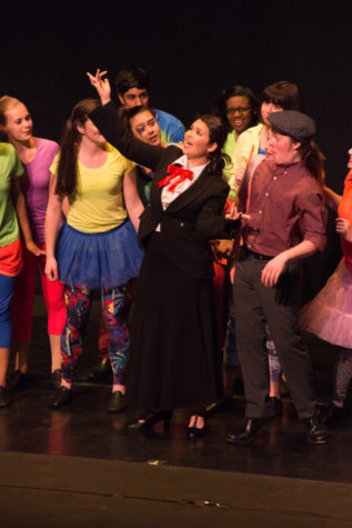 Mary Poppins Dazzles and Amazes
