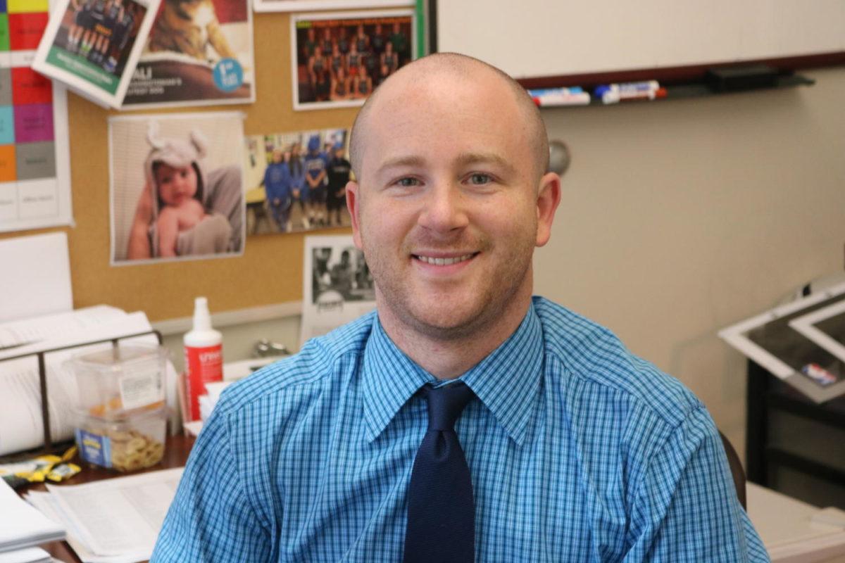 Mr. Sam Moser, Humans of Flint Hill