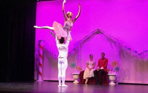 Flint Hill's The Nutcracker performance enchants the audience