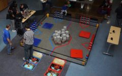 Flint Hill Hosts Preliminary Robotics Competition