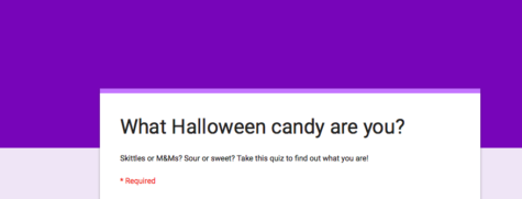 What Halloween candy are you?