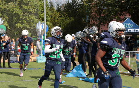 Huskies triumph in Homecoming games