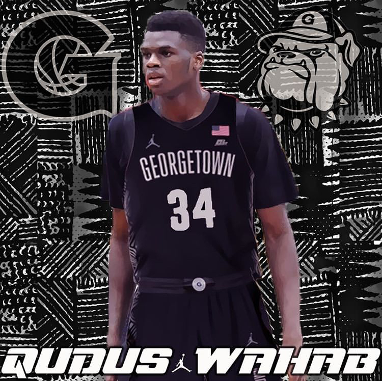 Qudus+Wahab+commits+to+Georgetown+University