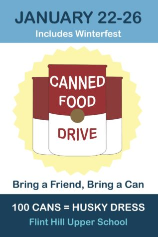 Winterfest 2019 Canned Food Drive