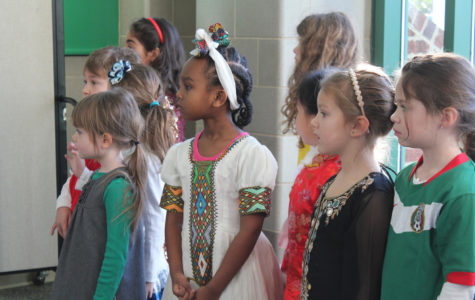 Flint Hill Celebrates International Week