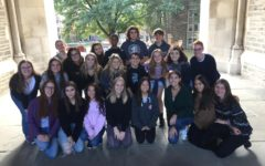 Major Minors Tour at Princeton!